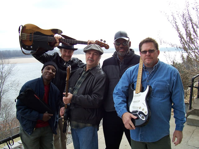 Soulard Blues Band